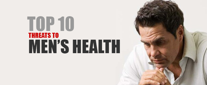 Top Threats To Mens Health