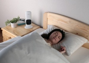 Touch-Less Sleep Monitoring