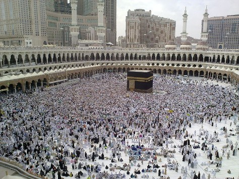 Saudi Arabia Pilgrims and the Virus Warning