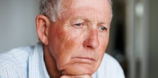 elderly and depression