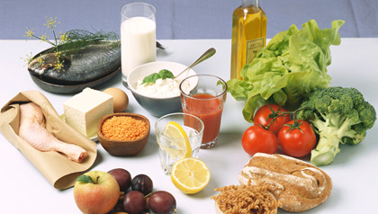 healthy food for diet