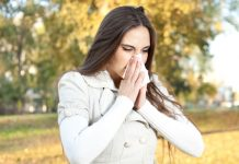symptoms of dust allergy
