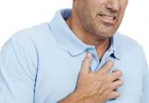 how to identify angina pain and a heart attack
