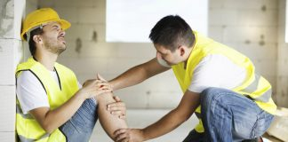 What to do after a workplace injury?